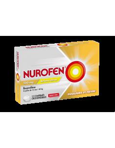 NUROFEN 200 mg 12 comprimés orodispersibles