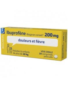 BIOGARAN Ibuprofène 200mg