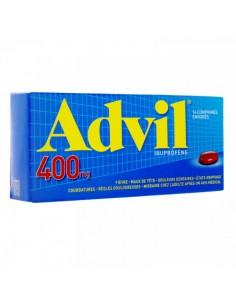 ADVIL Ibuprofène 400mg