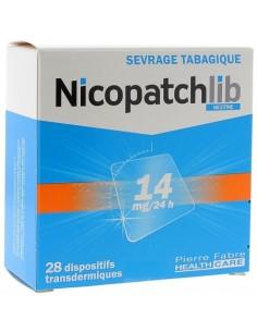 NICOPATCHLIB Nicotine 14mg