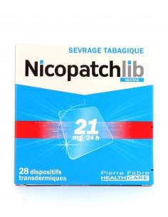 NICOPATCHLIB Nicotine 21mg