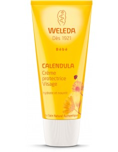 WELEDA Crème Protectrice Visage au Calendula