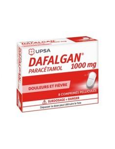 DAFALGAN Paracétamol 1000 mg