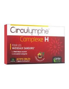 CIRCULYMPHE COMPLEX H Comprimés