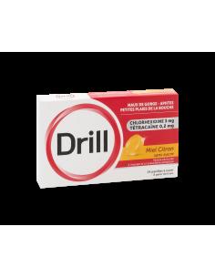 DRILL Miel Citron Sans sucre