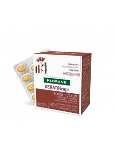 KLORANE KERATINCAPS 30 capsules