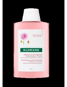 KLORANE Shampoing apaisant à la Pivoine