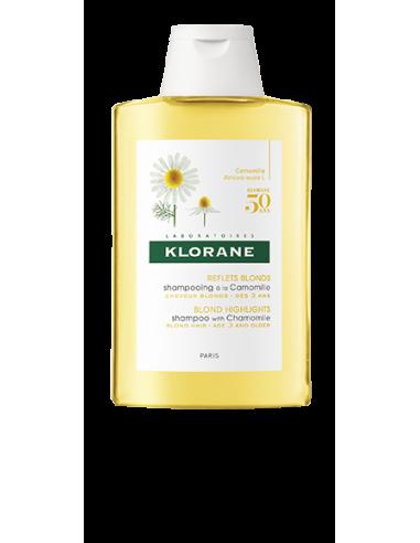 KLORANE Shampoing éclaircissant à la Camomille