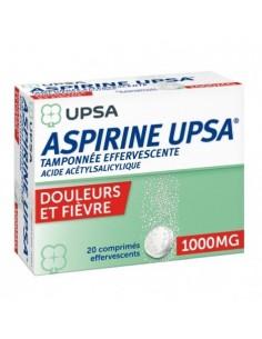 UPSA Douleurs et Fièvre Aspirine 1000 mg