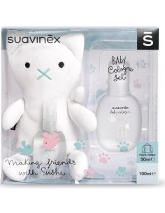 SUAVINEX Coffret Baby Cologne