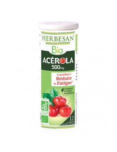 HERBESAN Acerola Bio 500mg