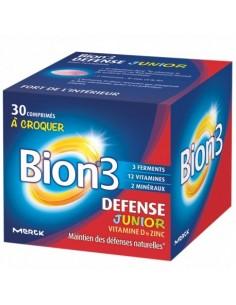 BION 3 Défense Junior Comprimés