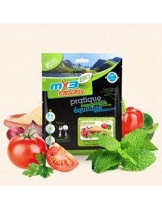 MX3 salade de taboulé Bio lyophilisé