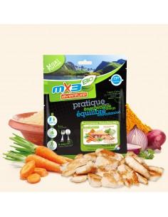 MX3 couscous poulet Bio lyophilisé