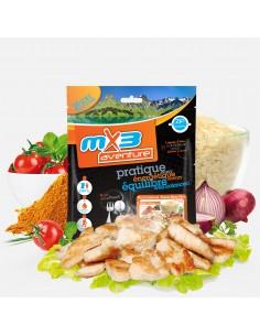 MX3 poulet korma lyophilisé