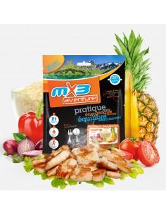 MX3 poulet sauce aigre douce lyophilisé