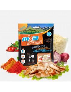 MX3 poulet tikka massala lyophilisé