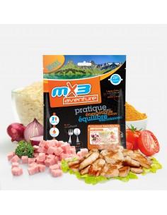 MX3 curry de porc madras lyophilisé