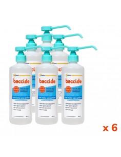 BACCIDE Flacon pompe 500ml Pack Pro