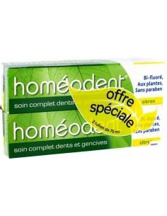 HOMEODENT Soin complet dents et gencives