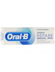 ORAL B Répare Gencives & Email Blancheur