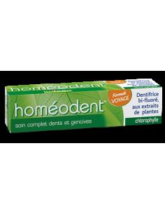 HOMEODENT Soin complet dents et gencives format voyage
