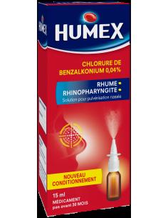 HUMEX Solution pour Pulvérisation Nasale 0,04%