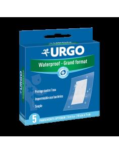 URGO Waterproof Pansements grand format
