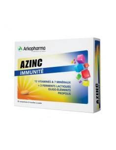 AZINC immunité tri couches