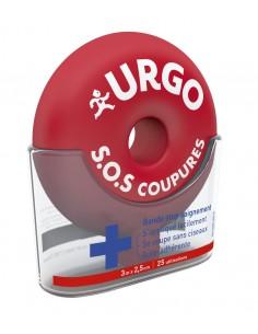 URGO SOS Coupures Bande stop-saignement