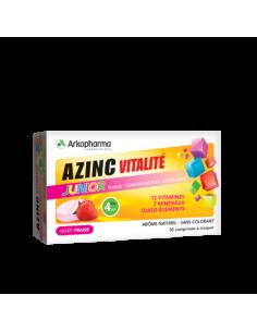 AZINC vitalité junior Goût Fraise