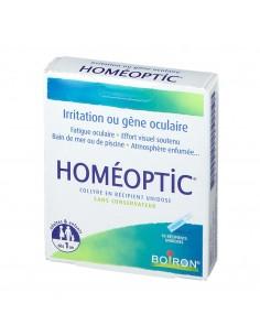 HOMEOPTIC Irritation ou Gêne oculaire