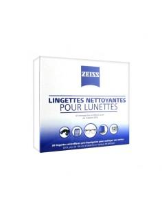 ZEISS Lingettes nettoyantes pour lunettes