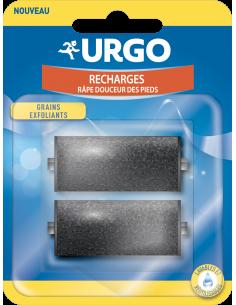 URGO Recharge exfoliantes Râpe Douceur