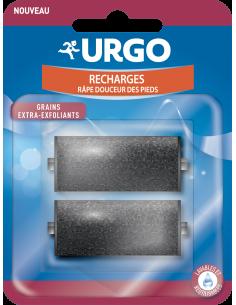 URGO Recharge extra-exfoliantes Râpe Douceur