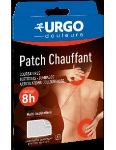 URGO Patch chauffant multi-localisation