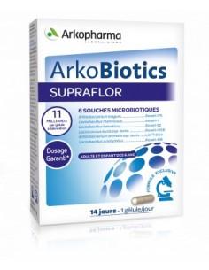 Arkobiotics SUPRAFLOR 14 gélules