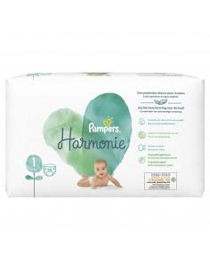 PAMPERS Harmonie Taille 1 (2-5kg)