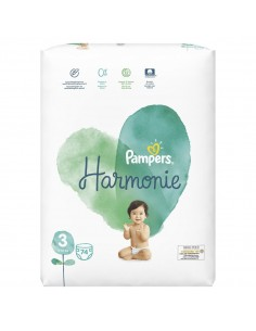 PAMPERS Harmonie Taille 3...