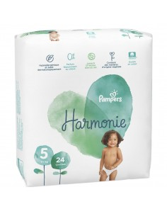 PAMPERS Harmonie Taille 5 (11kg et +)