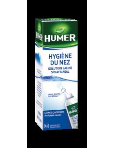 HUMER Hygiène du nez solution Saline