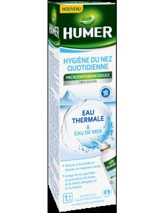 HUMER Hygiène du nez quotidienne eau thermale