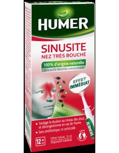 HUMER Sinusite Spray Nez très bouché