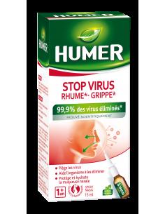 HUMER Stop virus rhume grippe spray