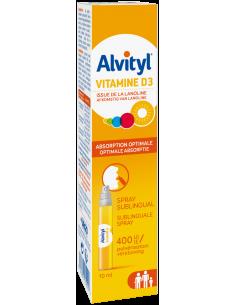 ALVITY Vitamine D3 Spray