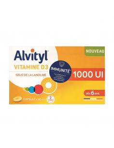 ALVITYL Vitamine D3 1000UI