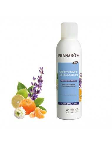 PRANAROM Spray sommeil et relaxation bio