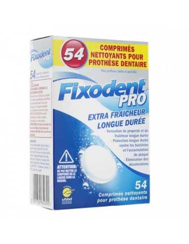 FIXODENT Pro Comprimés pour prothèse...