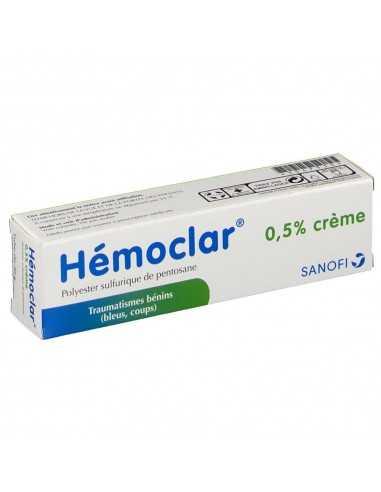 HEMOCLAR 0,5% Crème