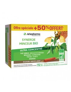 ARKOPHARMA Synergie Minceur Bio OFFRE SPECIALE